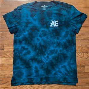American Eagle Tie Dye T-shirt